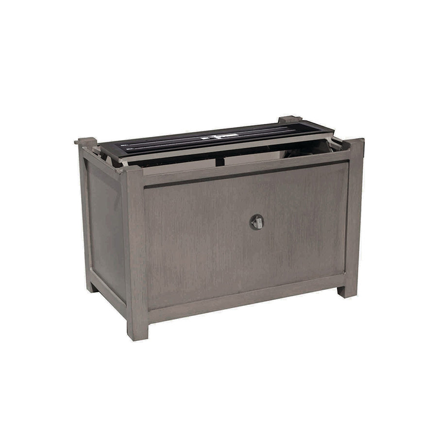 Elba Rectangular Fire Pit