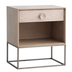 Redford Spencer 1 Drawer Nightstand