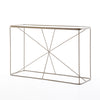 Spoke Console Table