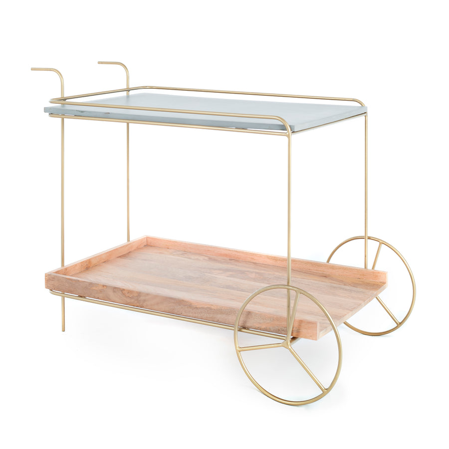 Toshi Bar Cart
