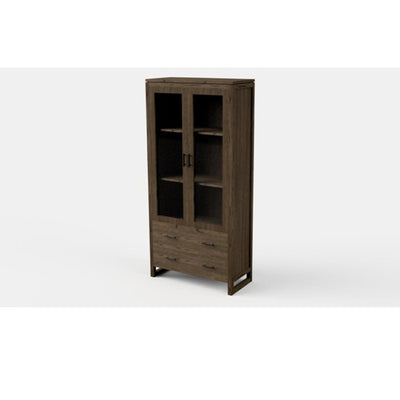 Theo Tall Display Bookcase