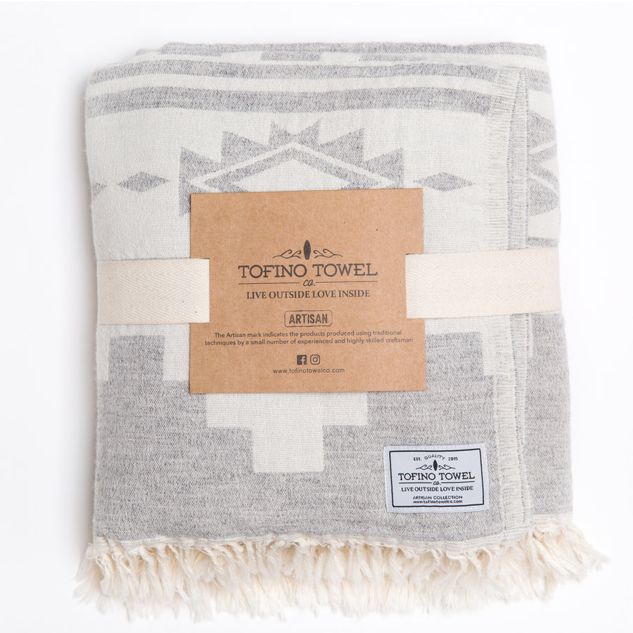 The Beachcomber Throw - Natural  [LIMITED EDITION]