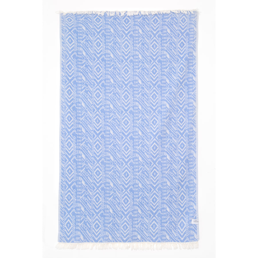 The Reef Towel - Capri