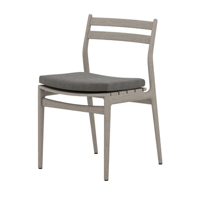 Atherton Outdoor Dining Chair - Grey/Charcoal