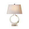 Ring Form Table Lamp