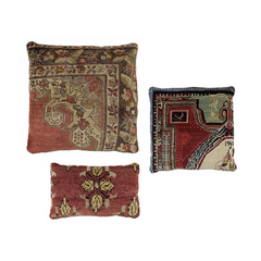 Lee Industries Antique Rug Pillows