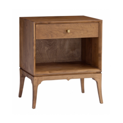 Redford Bennet 1 Drawer Nightstand