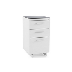 BDI Centro 3 Drawer File Cabinet