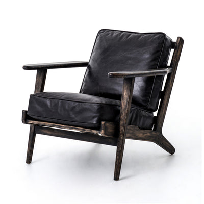 Cobi Leather Lounge Chair