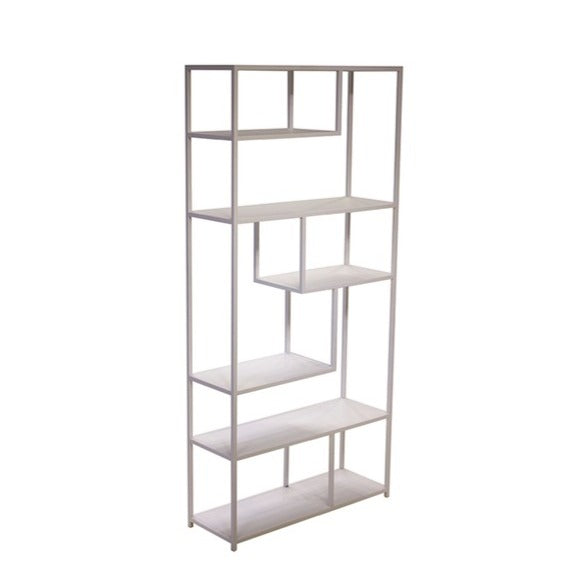 Dean Bookcase - White