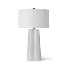 Folded Glass Table Lamp