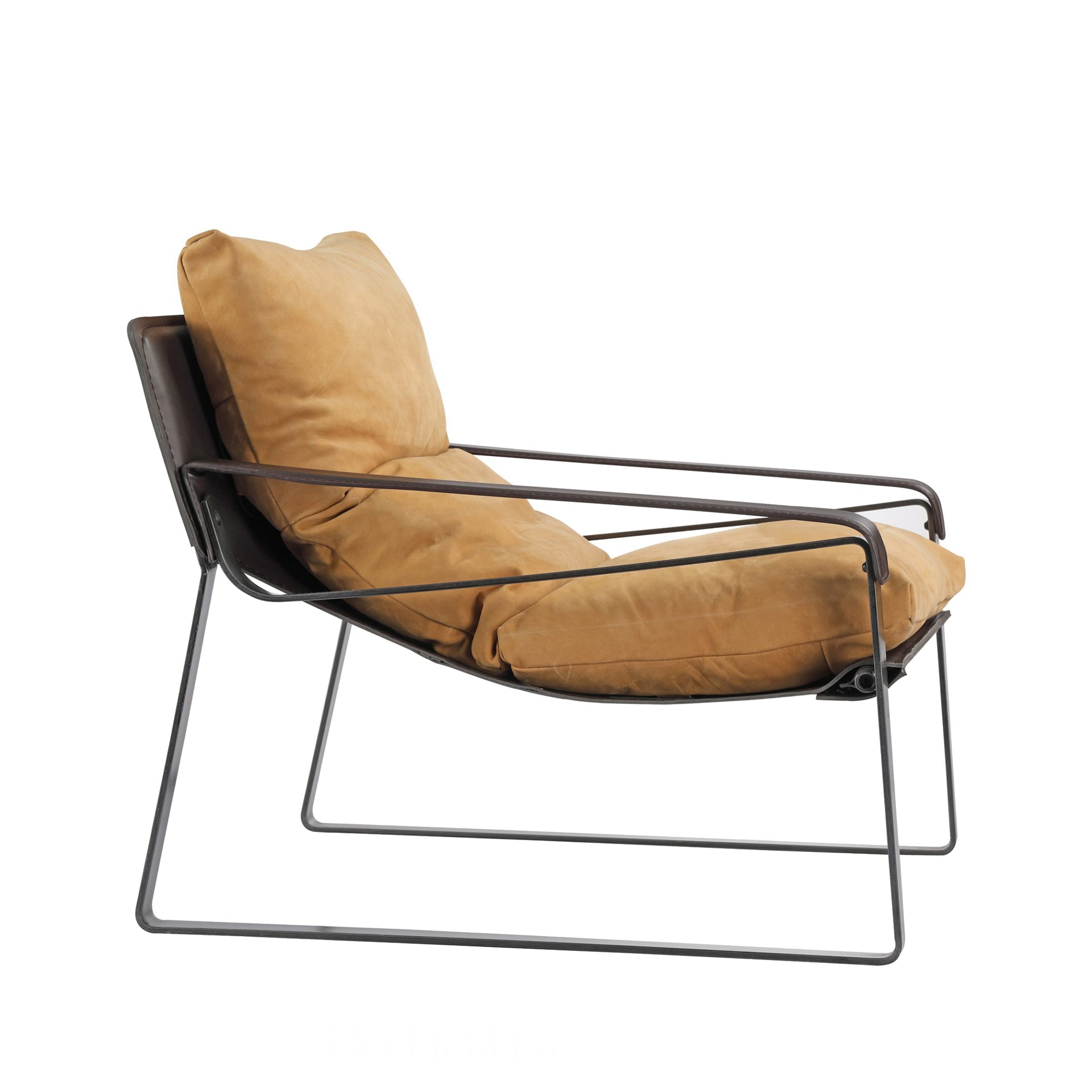 Incredible Connor Leather Club Chair Inzonedesignstudio Interior Chair Design Inzonedesignstudiocom