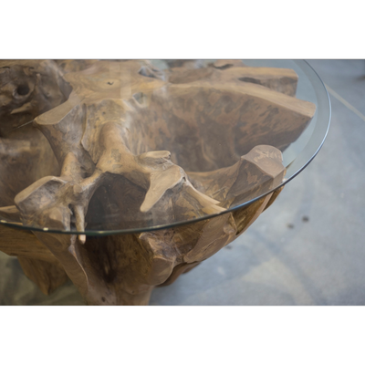 Natura Round Root Coffee Table (3412803141)
