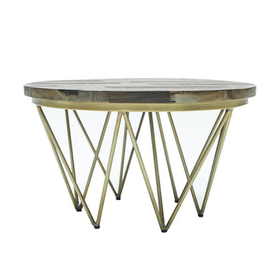 Brandy Round Coffee Table