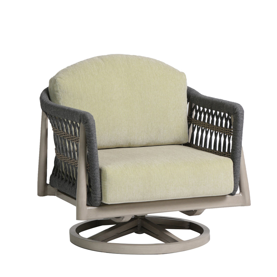 Coconut Grove Swivel Chair