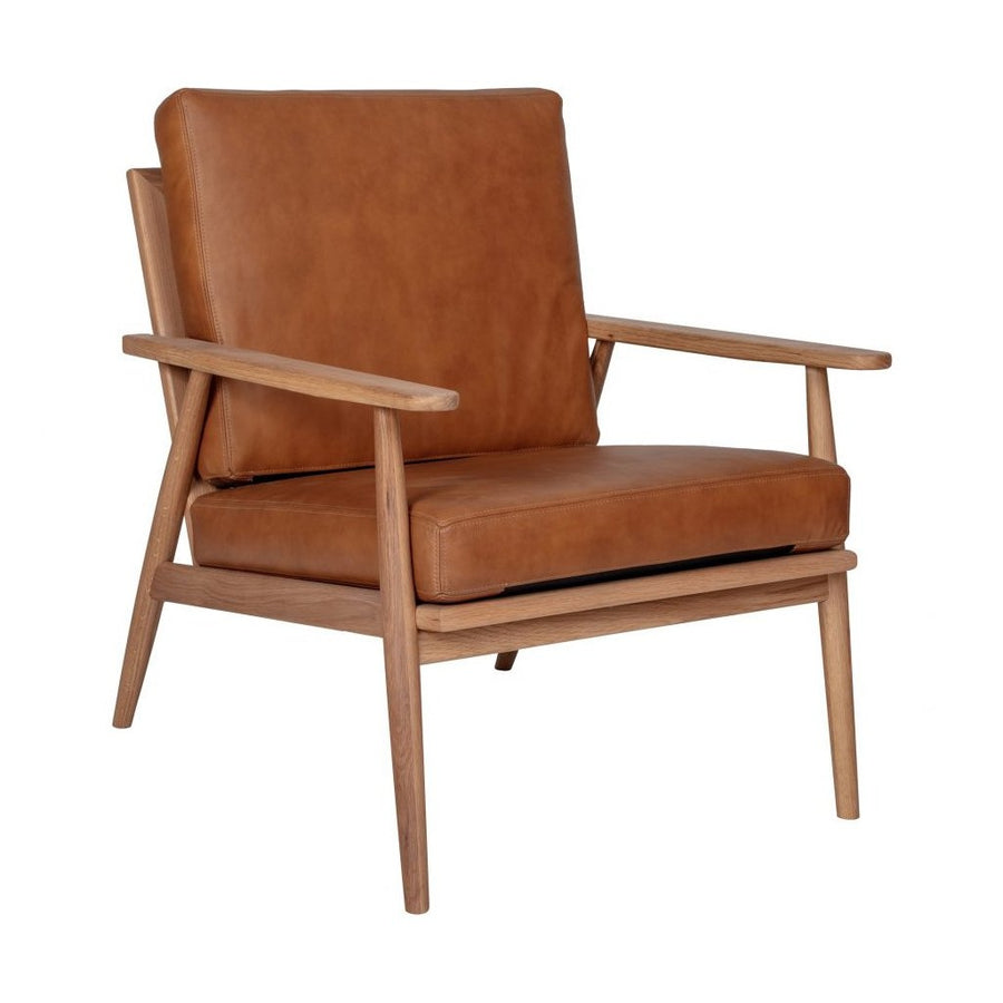 Harper Leather Lounge Chair
