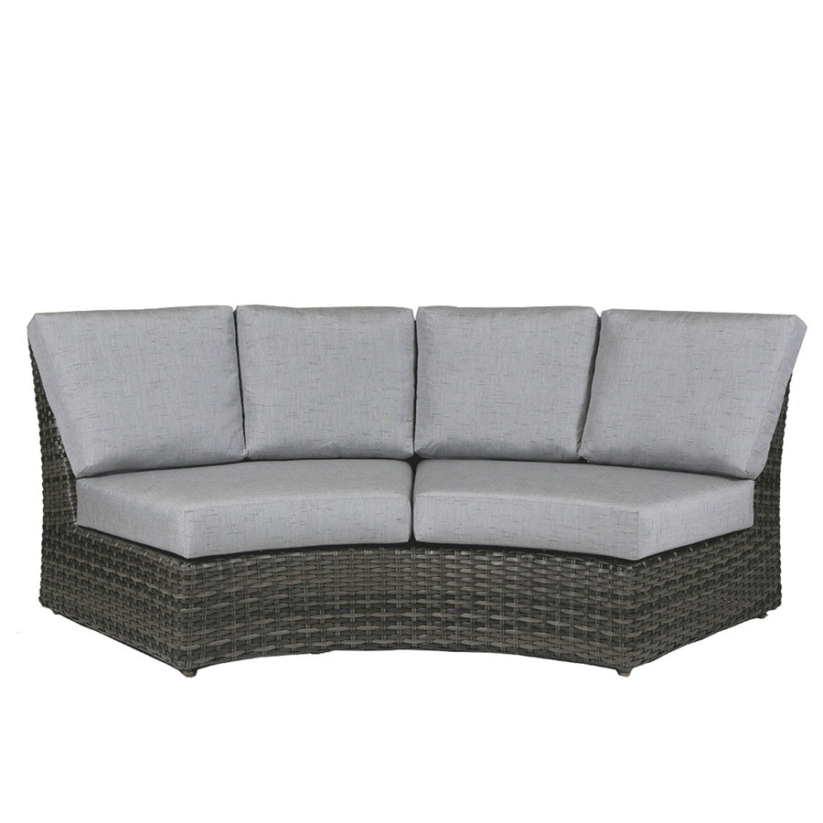 Portfino Sectional - Curved Sofa