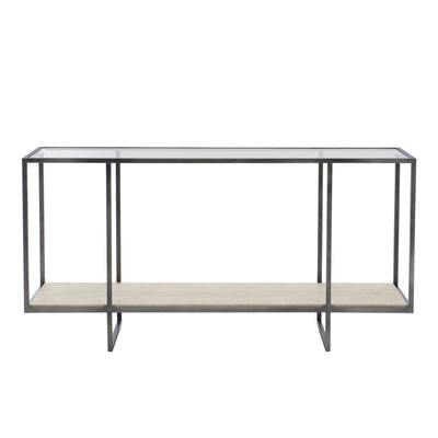 Harlow Metal Console Table