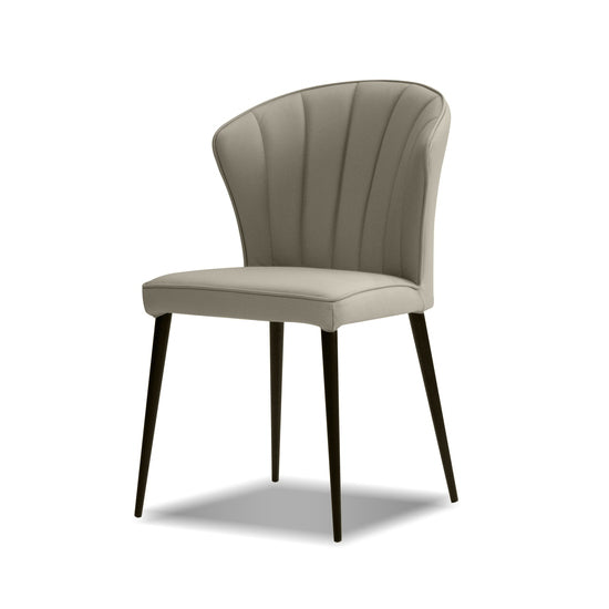 Attina Leather Dining Chair