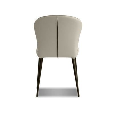 Attina Leather Dining Chair - Set of 2