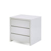 Clance 3 Drawer Nightstand - High Gloss