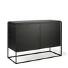 Black Oak Monolit Sideboard