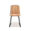 Facette - Dining Chair - Oak