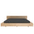 Oak Madra Bed - King