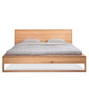 Oak II Nordic Bed - Queen