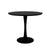 Torsion Black Oak Dining Table - Medium