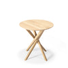 Oak Mikado Side Table