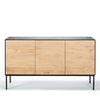 Oak Blackbird Sideboard - 3 Door