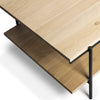 Oak Rise Coffee Table