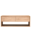 Oak Nordic TV Cupboard - 120cm