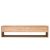 Oak Nordic TV Cupboard - 180cm