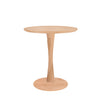 Torsion Oak Dining Table - Small