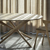 Oak Mikado Dining Table - Round