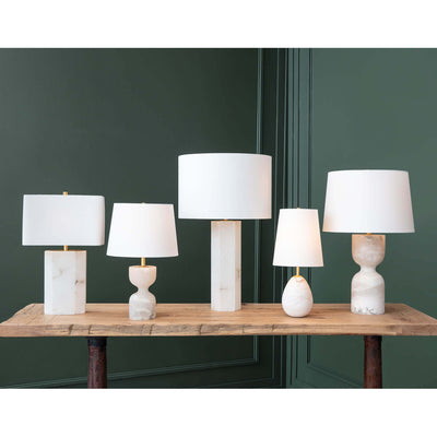Joan Table Lamp - Alabaster - Large