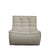 Jacques - 1 Seater - Beige  {N701}