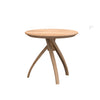 Oak Twist Side Table - Small