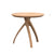 Oak Twist Side Table - Medium