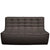 Jacques - 2 Seater - Dark Grey  {N701}