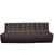 Jacques - 3 Seater - Dark Grey  {N701}