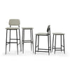 DC - Counter Stool with Backrest