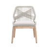 Loom Dining Chair - Taupe