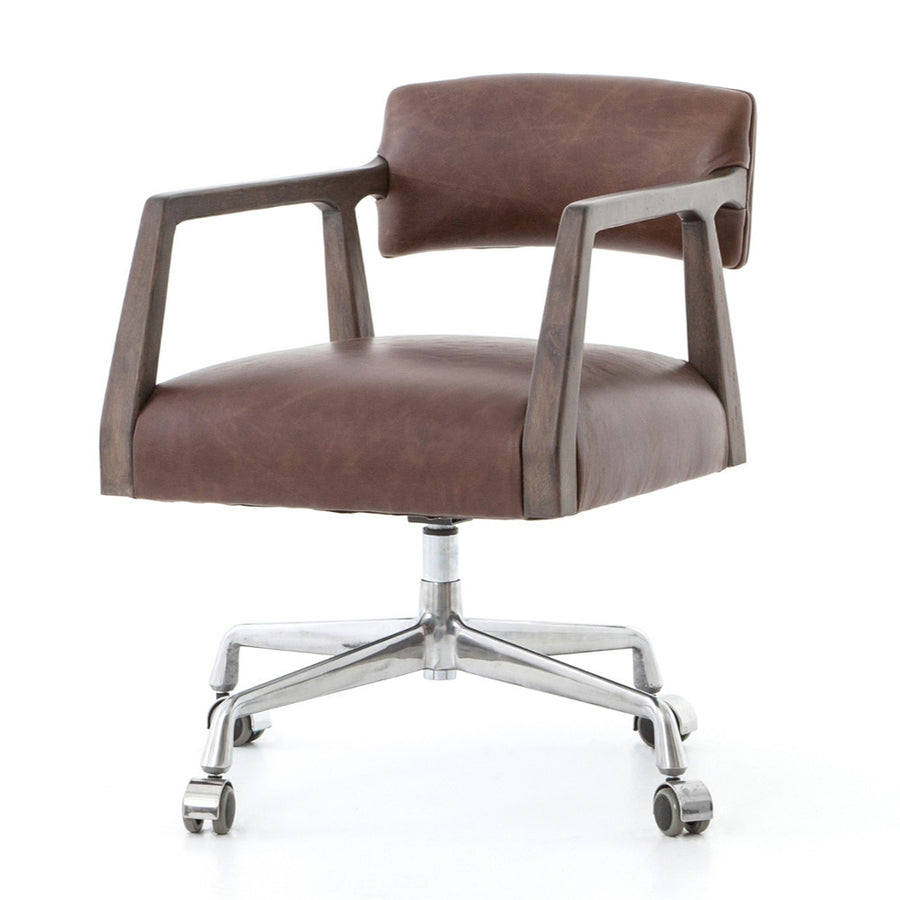 Tyler Leather Desk Chair