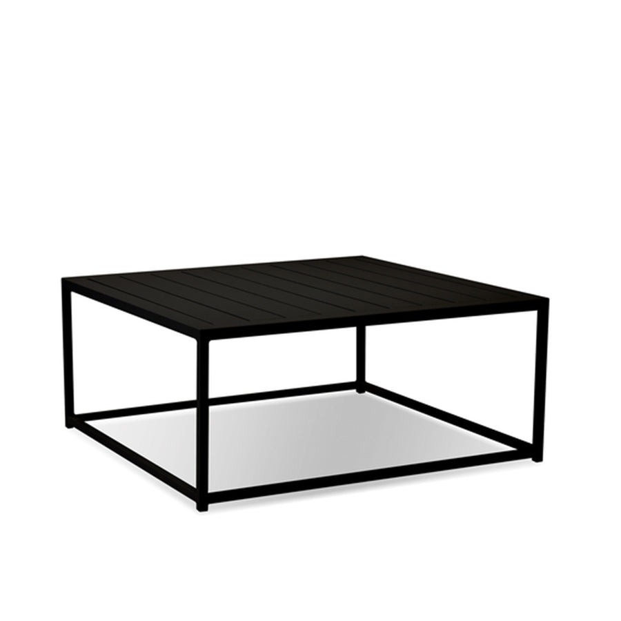 Chesterman Outdoor Coffee Table - Black