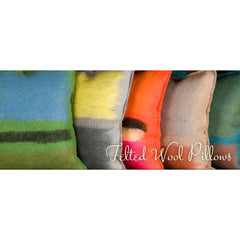 Watson & Co. Felted Wool Pillows