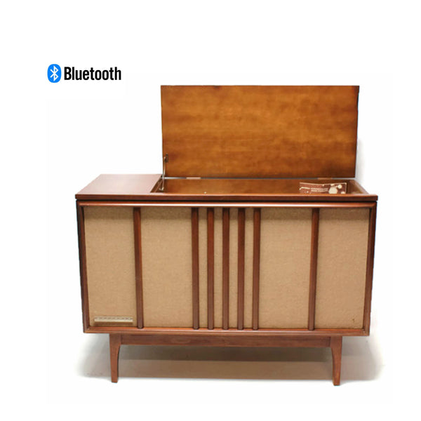 The Vintedge Co™ - MOTOROLA 3-Channel Vintage Record Changer Player Stereo Console
