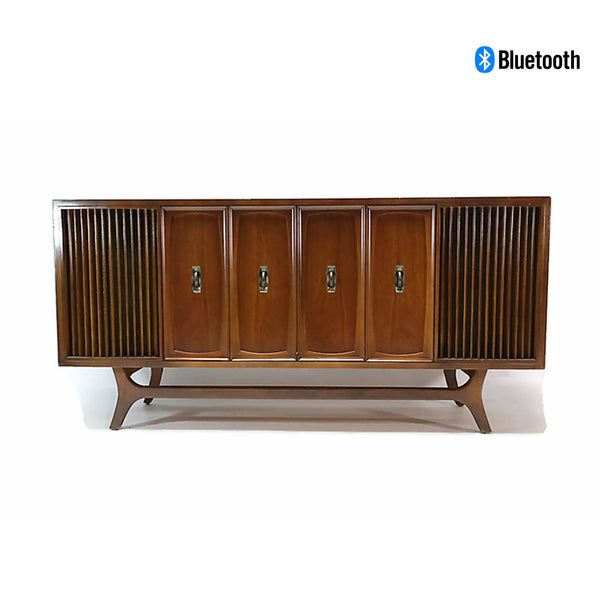 The Vintedge Co™ - ZENITH Mid Century Record Changer Player Stereo Console